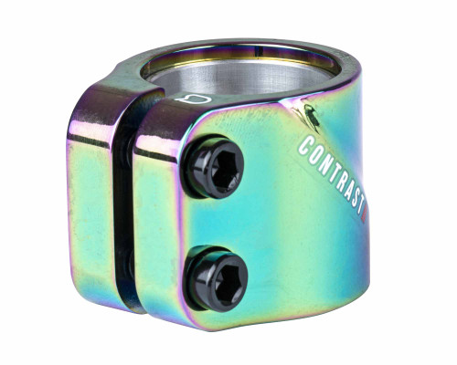 Drone Contrast 2 Oversize Double Clamp NeoChrome