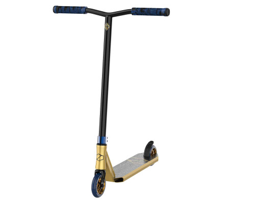 Fuzion Z250 Complete Scooter   Gold