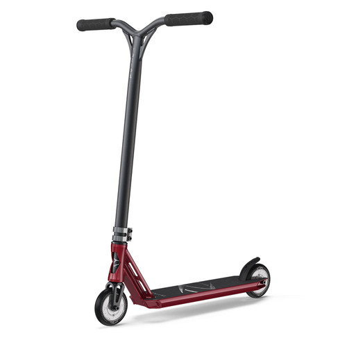Fuzion Z350 Complete Scooter | Burgundy