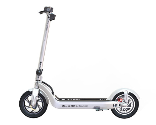 Mercane Jubel Electric Scooter | 15AH | White