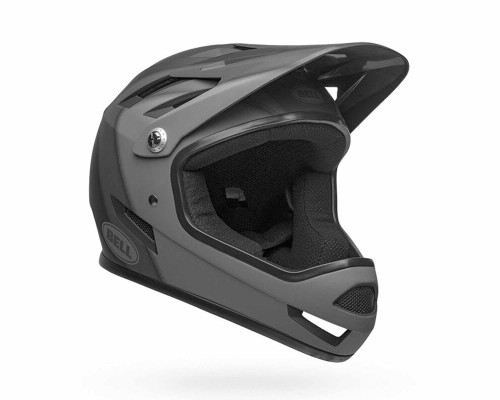 Bell Sanction Full-Face Helmet | Presence Matte Black