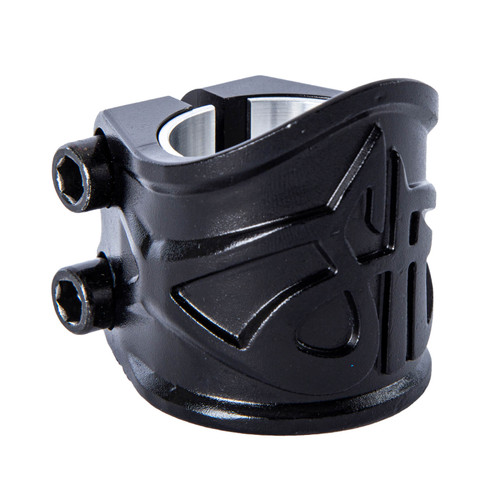 Scooter Hut DNA Double Clamp | Oversize | Black