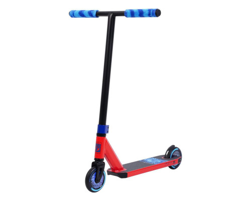 Invert Supreme Mini Complete Scooter Red/Blue