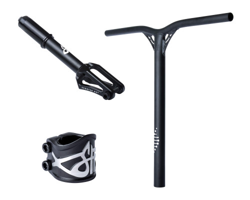 Scooter Hut DNA Bundle | Fork + Clamp + Alu Bar