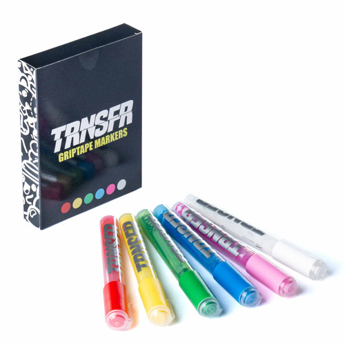 TRNSFR Acrylic Paint Markers | Standard Pack
