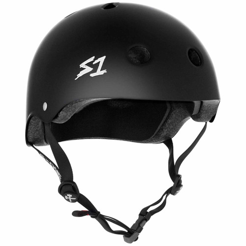 Bigger is Better! The S1 MEGA LIFER Helmet exclusively branded for Scooter Hut brings all of the certified, high and multi-impact safety of S1's best selling LIFER helmet and upsizes it for larger head shapes!