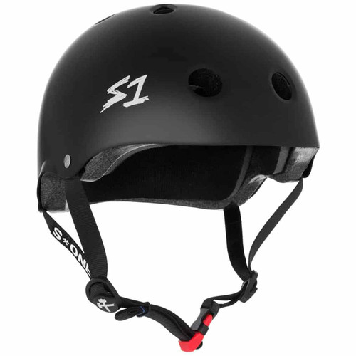 S1 MINI LIFER Certified Helmet | Black Matte