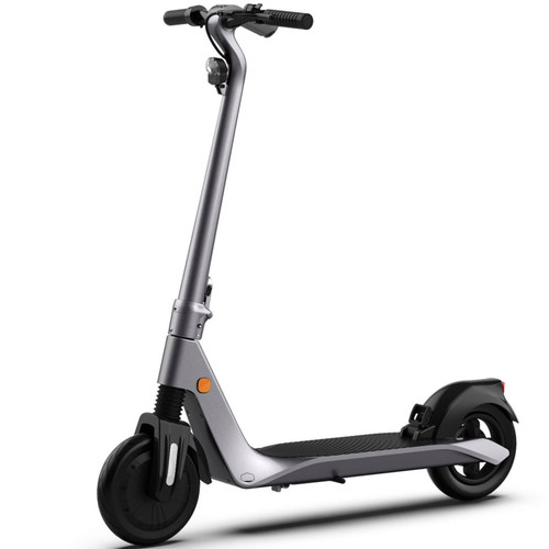 The OKAI ES500 Electric Scooter Features Integrated LED Lights, Including an Ultra-bright Headlight, for Optimal Visibility to See and Be Seen