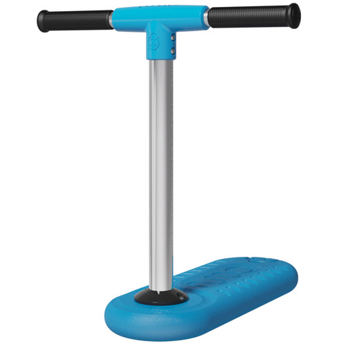 The INDO BUG Trampoline Trick Scooter Features A Fresh New Electric Blue Colour Scheme