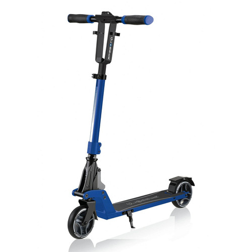 Kids and Teens Globber ONE K 125 Commuter Scooter | Cobalt Blue