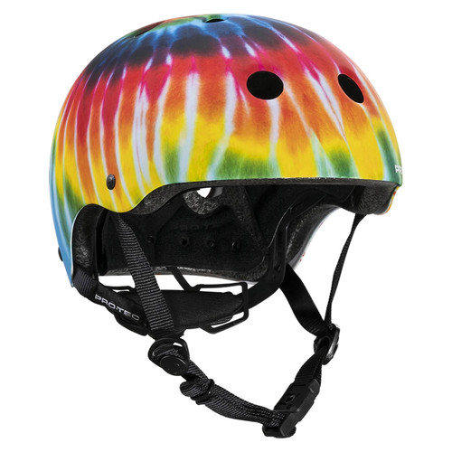 Protec Junior Classic Fit Certified Helmet | Tie Dye