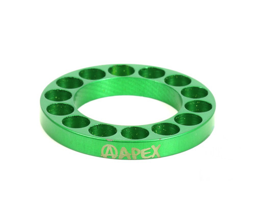 Apex 5mm Bar Riser | Green