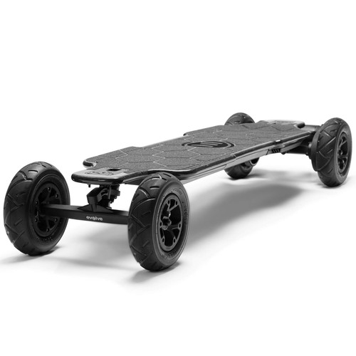 Evolve HADEAN CARBON ALL-TERRAIN Electric Skateboard at Scooter Hut