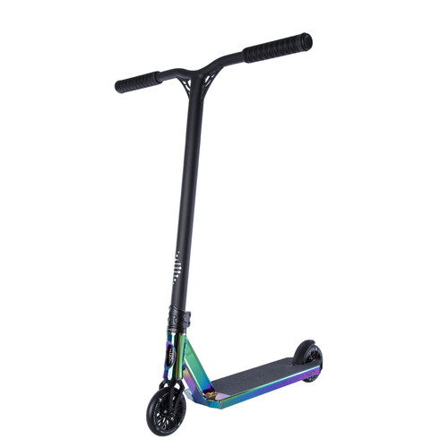 Scooter Hut DNA Custom Complete Scooter Neo/Black for Ages 8-12yrs
