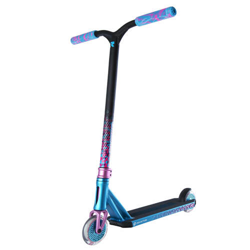 Root Industries Invictus v2 Complete Scooter | Teal/Pink
