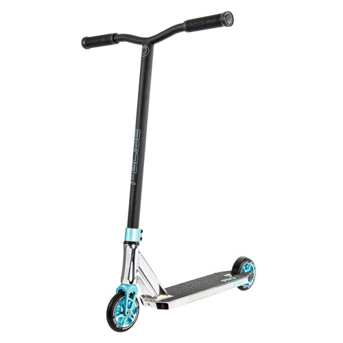 i-Glide PRO Complete Scooter | Teal/Chrome