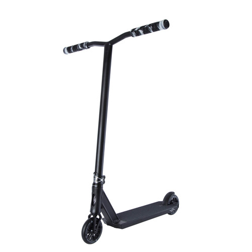 Scooter Hut DNA-Ti Custom Complete Scooter in Black for Ages 8-12yrs