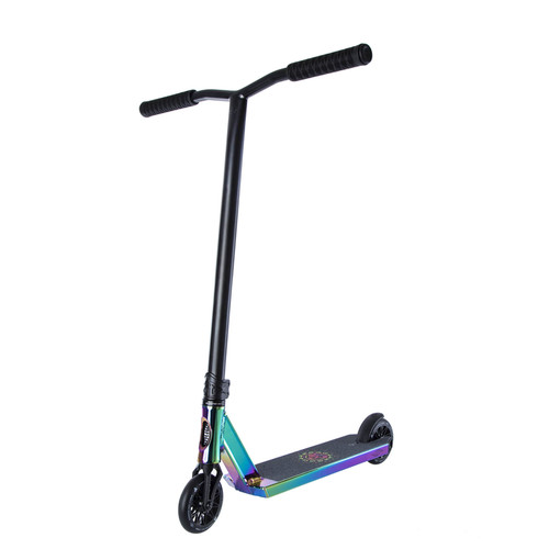 Scooter Hut DNA-Ti Custom Complete Scooter Neo/Black for Ages 8-12yrs