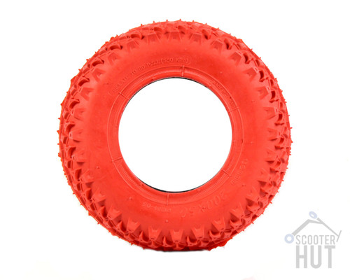 Grit Dirt Tyre | Red