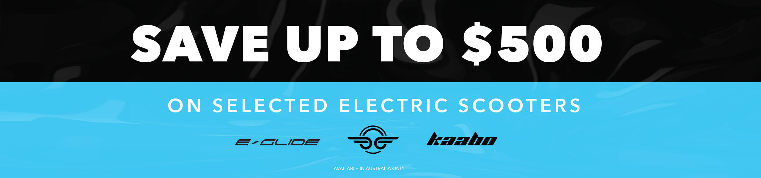 black friday electric scooter sale