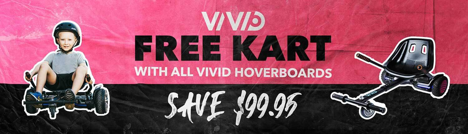 FREE KART WITH ALL HOVERBOARD BUNDLES
