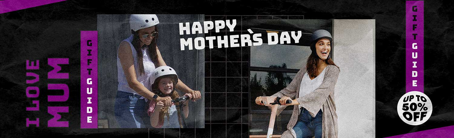 Scooter Hut Mother's Day Gift Guide