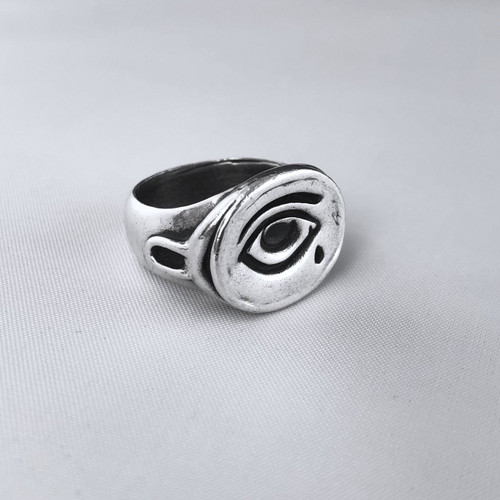 'Cry Little Sister' Signet Ring