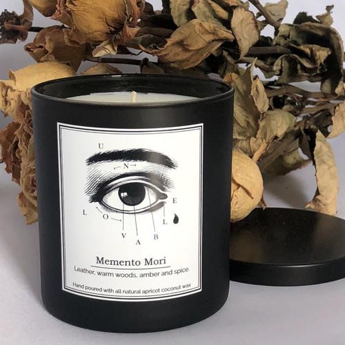 Memento Mori - Scented Candle