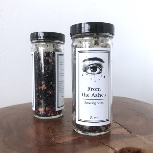 From the Ashes - Soaking Salts