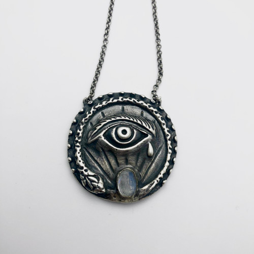 Secret Society Pendant - Moonstone