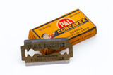Pal Concavex Ultra Thin Double Edge Safety Razor Blades - New Old Stock