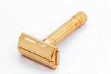 1940s Gillette Aristocrat Double Edge Razor | 24K Gold Revamp