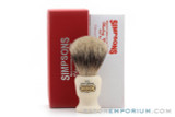 Simpsons Commodore X1 Best Badger Shave Brush