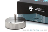 Rex Supply Co. Stainless Steel DE Safety Razor Stand