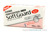 Feather Professional Soft Guard Blade Injector (15)