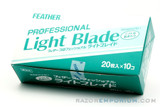 Feather Professional Light Blade Injector (20)
