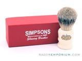 Simpsons The Duke 1 Best Badger Shaving Brush
