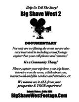 Big Shave West 2016