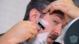 Wet Shave Review Raw Shaving RS18 Safety Razor with Lubricating strips