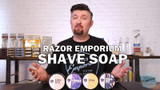 Razor Emporium Small Batch Shaving Soap