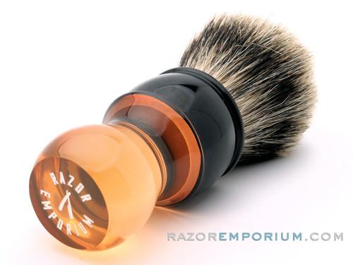 Razor Emporium Best Badger Brush w/ Acrylic Handle