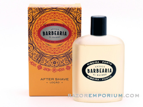 Antiga Barbearia de Bairro After Shave Ribeira Porto (Orange) 100ml