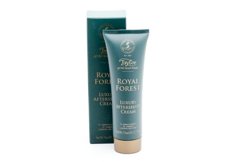 Taylor of Old Bond Street | Royal Forest After Shave Cream | No Alcohol