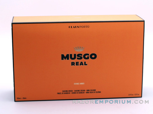 Musgo Real Orange Amber Gift Set