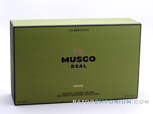 Musgo Real Classic Scent Gift Set