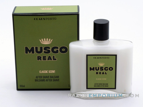 Musgo Real After Shave Balm - Classic Scent