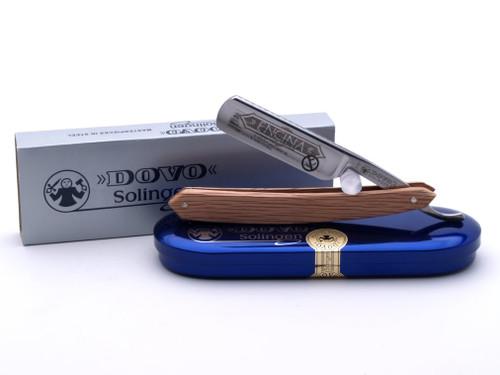 "6/8"" Dovo Encina Straight Razor Shave Ready - New with Case"