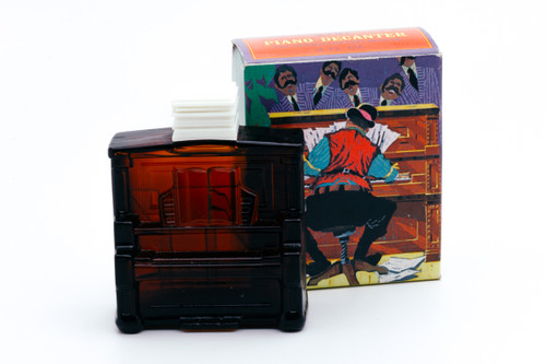 Avon Piano Decanter - Tai Winds - After Shave