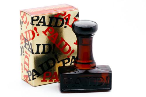 Avon Paid Stamp Decanter - Windjammer - After Shave
