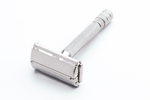 1947-51 Gillette Flare Tip Double Edge Safety Razor